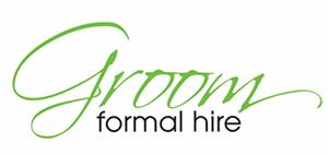 Groom Formal Hire Logo